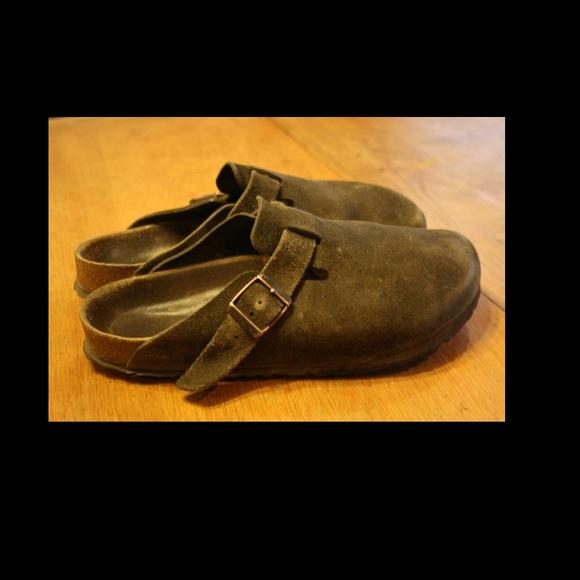 fe4de6526e8e Birkenstock Shoes - Birkenstocks Boston vintage 38