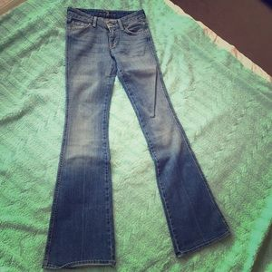 "Seven for All Mankind ""A"" Pocket jeans"