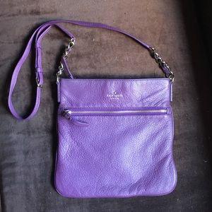 kate spade Handbags - 🌞Great Bag! Kate Spade Plum Cobble Hill Ellen!