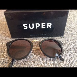 RetroSuperFuture Accessories - RetroSuperFuture Super Panama Sunglasses - New