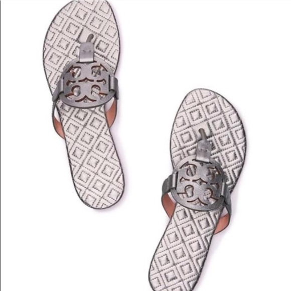 3427464ce22cc8 NEW IN BOX 💯 Authentic Tory Burch Miller Sandals