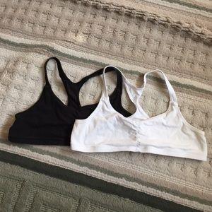 Hanes Other - 2 pack of sports bras