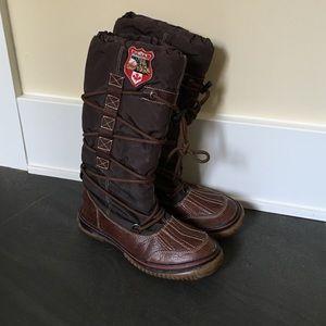 Pajar Snow Boots 8-8.5 EURO 39 Canada Gripper EUC