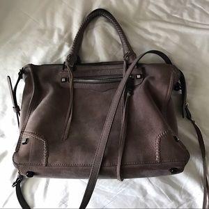 Handbags - Rebecca Minkoff Regan Satchel in deep lavender