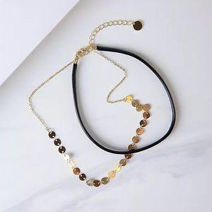 17Basics Jewelry - ⚡️FLASH SALE⚡️new 17Basics double layer choker