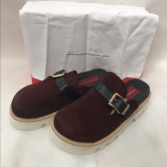 7583fcb1f264 New Tommy Hilfiger Collection Shoes SZ 37