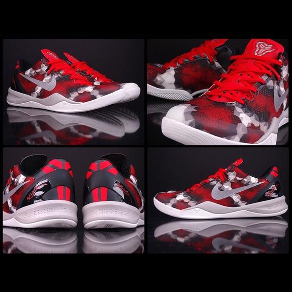 brand new b1068 1c82d Rare Nike Kobe 8 Milk Snakes Size 8 Men. M 5844712a13302a6c1e0003ed