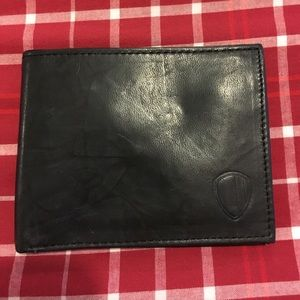 Ben Sherman Other - Crinkle/distressed leather wallet
