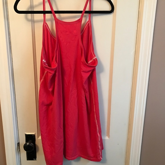 Red dress old navy intimates
