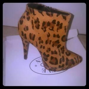 Steve Madden Sharryy Leopard Boot