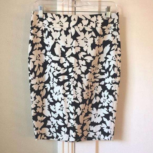 76 loft dresses skirts loft nwt black and white