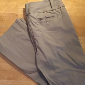 The Limited Pants - LIMITED Exact Stretch Bootcut Khakis NWT