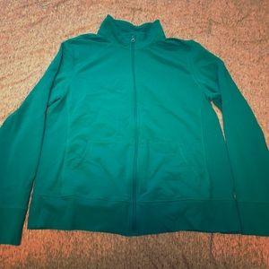 Danskin Now Jackets & Blazers - ❄️Lightweight Turquoise Jacket