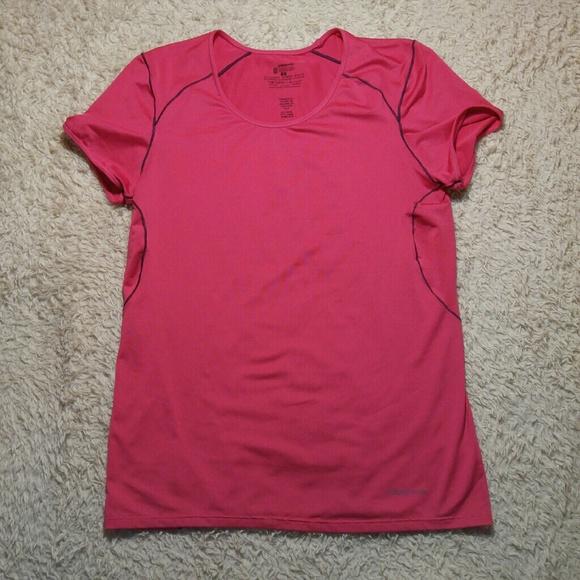 Patagonia Capilene Base Women s Pink T-Shirt db181bf6f