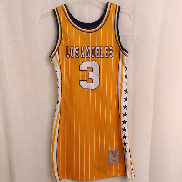 725508c3337 Dresses   Skirts - RARE Los Angeles Lakers jersey dress