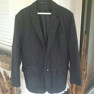 GAP Other - *HOST PICK* GAP Blazer Men's Gray Herringbone Coat