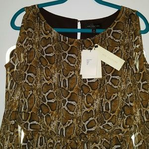 MM Couture Dresses & Skirts - 1 HOUR SALE ‼️MM COUTURE reptile print dress SZ M
