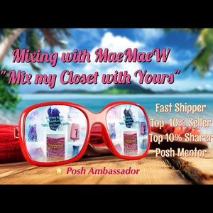 """Mixing with MaeMaeW- """"Mix my Closet with Yours"""""""