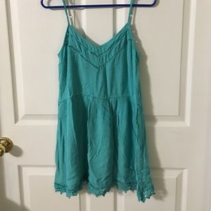 Finders Keepers Dresses & Skirts - Woman's teal sundress