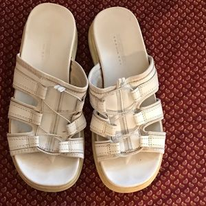 Skechers Shoes - Skechers White Sandals Size 8.5