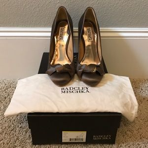 Badgley Mischka Opel Heels