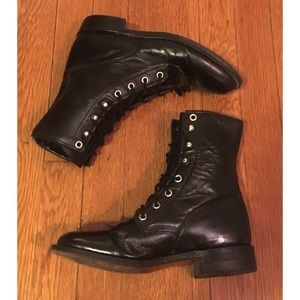 Justin Boots Shoes - Vintage Justin Boots