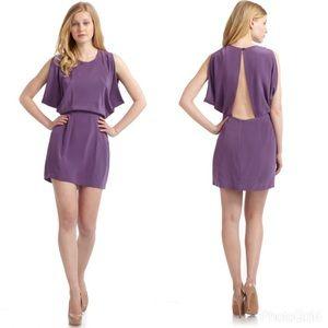 Wren Dresses & Skirts - 🎉2X'sHP🎉Wren Silk Chiffon Open Back Kimono Dress