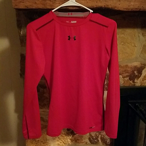 boys pink under armour