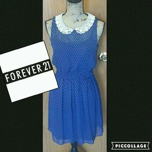 SALE! Blue Dress by Forever21