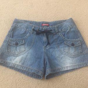 UNIONBAY Pants - Denim Shorts
