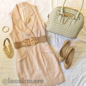  HOST PICK!  Sleeveless Collared Dress