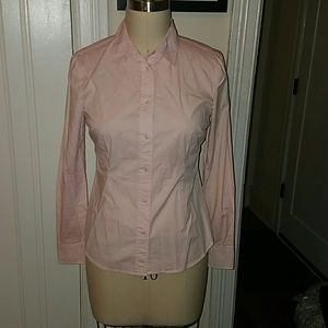 Victoria 39 s secret tops button down shirts on poshmark for Victoria secret button down shirt