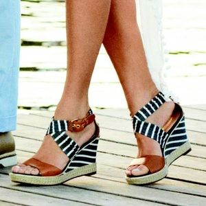 Sperry Top-Sider Shoes - New Sperry wedge sandals