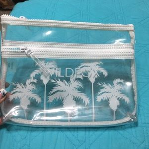 Wildfox bathing suit bag
