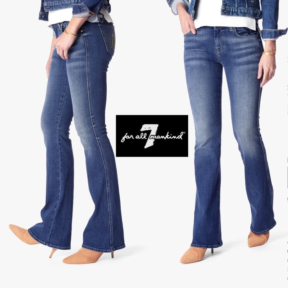 Plus Size 14 A Pocket 7 For All Mankind Jeans