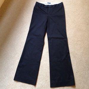 Martin + Osa Pants - Martin + Osa black work trousers