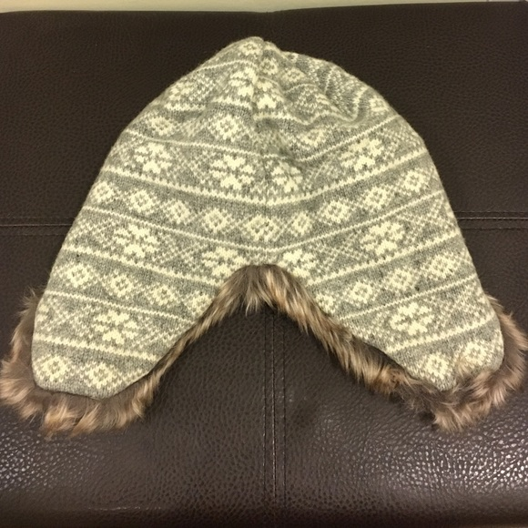 76% off GAP Accessories - Gap Fair isle Trapper Hat from M's ...