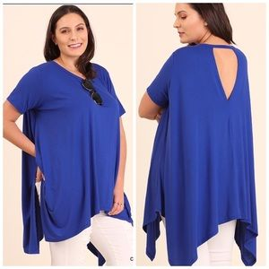 Tops - 💖PLUS💖Trapeze Tunic