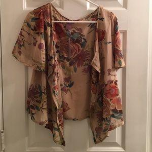‼️3/$10 floral top