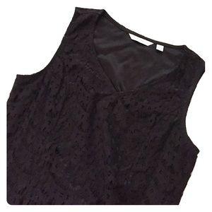Isaac Mizrahi Dresses & Skirts - Lace maxi dress