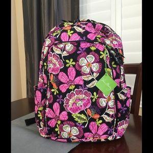 Vera Bradley Handbags - NWT VERA BRADLEY LAPTOP BACKPACK