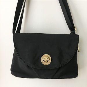 Baggallini Handbags - Gold Nassau Crossbody