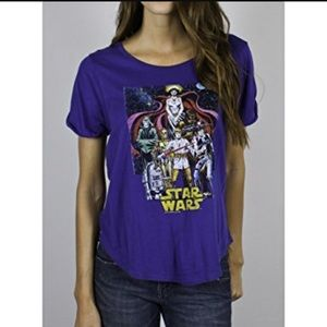 Junk Food Clothing Tops - Worn a few times Star Wars Top