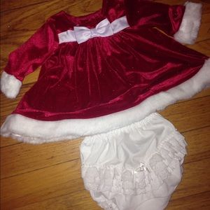 Other - Baby's Christmas dress