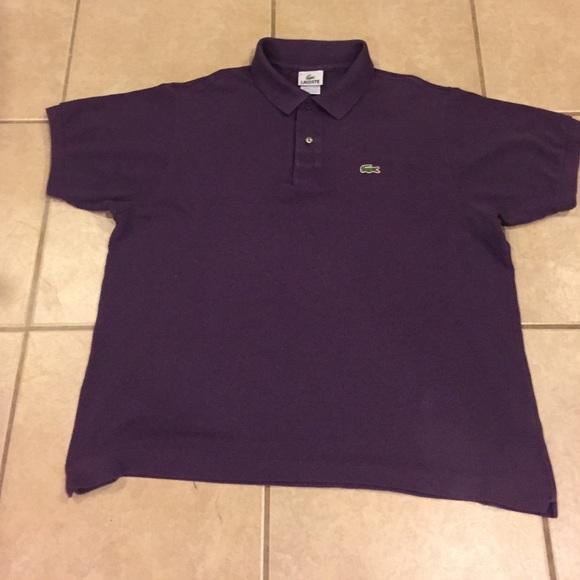 1c9ecab2d522c Men's Lacoste Polo shirt size 6 (large)