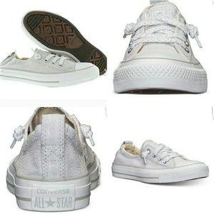 Conversation chuck taylor slub linen sneaker