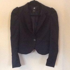 H&M Jackets & Blazers - H&M Women's Black Blazer Size 4