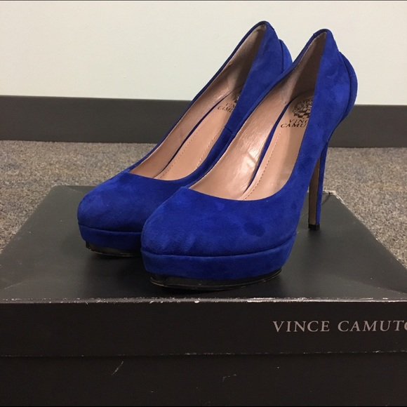Vince Camuto Shoes   Vince Camuto Blue