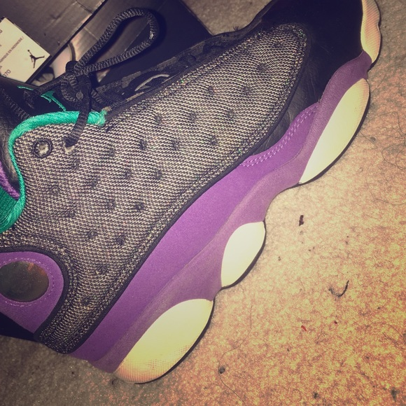 timeless design 0c2e4 cbf54 Jordan grape 13's