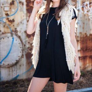 Jackets & Blazers - 🆕 Paris shaggy vest